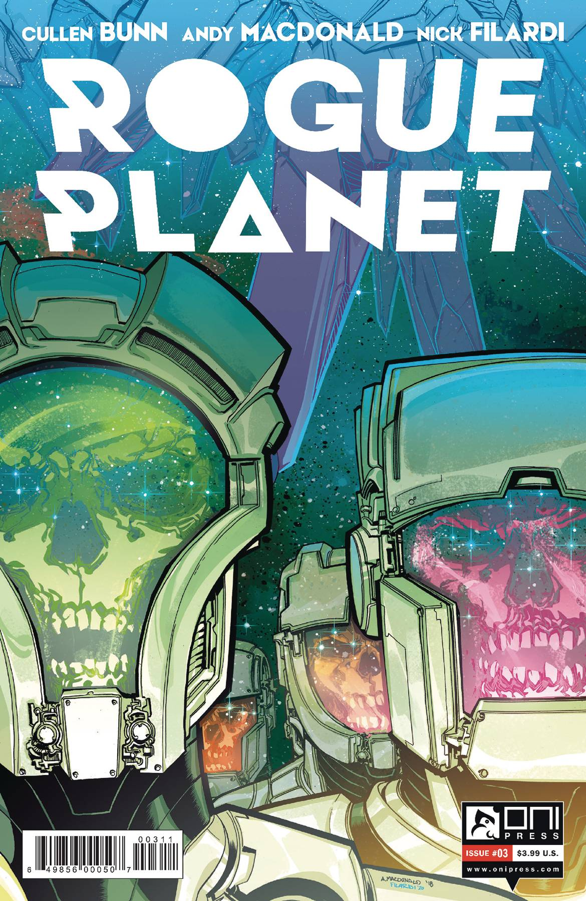 AVR201972 - ROGUE PLANET # 3 - Previews World