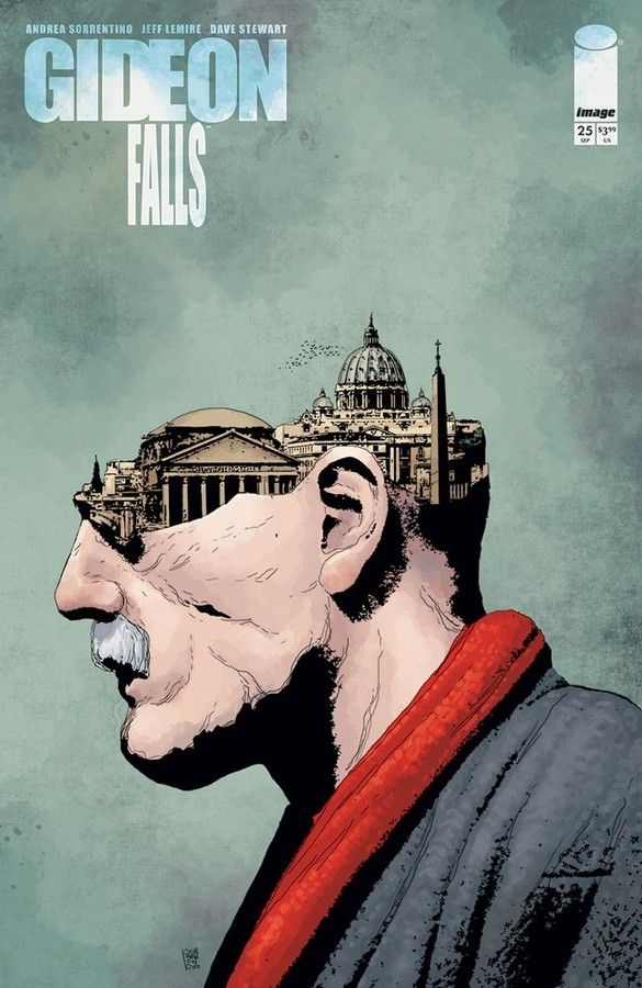 Gideon Falls #25 | Image Comics